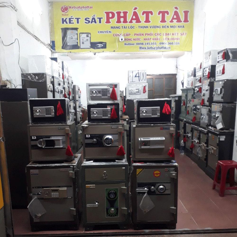 Địa chỉ mua két sắt uy tín tại Đà Nẵng
